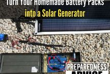 "Solar Energy / Learn about solar energy from these resources: solar panels, solar generators, how to plan solar energy usage, recent solar energy inventions, and more. Get weekly ""Best of Preparedness Advice"" here --> http://bit.ly/2tRRzuy"