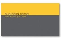 Non-Profit Biz Card Design / by Sienna Searle