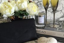 HA Leather Collection / The HA leather collection offers the chicest selection of personalised leather items that won't cost the earth.