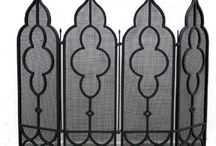 Fire Screens and Fireplace Accessories