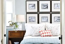 Master bedroom redo ideas / by Jennifer Ross
