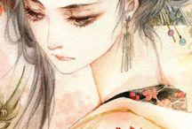 manga, posters, m8x