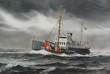 Marinemaler