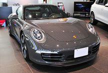 Porsche 911 50th Anniversary Edition / 91150周年を記念して全世界1963台の限定生産です。  www.kobe-porsche.jp