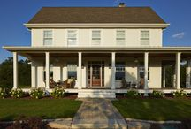 Exterior Design Ideas for the Farmhouse