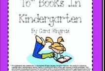 Writing in Kindergarten  / by Heather Apple