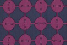 Fabric: anna maria horner- field study / by susan sobon/