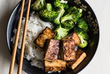 Asian Inspired Foods
