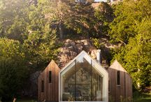 Cabin Exteriors