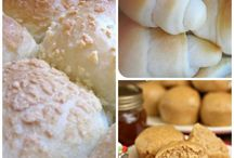 Food: Breads / by Cindy Rogers