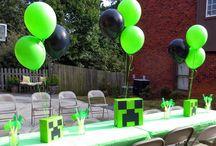 Birthday -Minecraft / All MINECRAFT, ALL the time!!