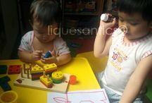Homeschool Preschool and toddler activities