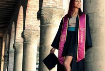 College graduation photo shoot