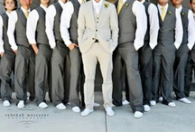 ...for the groom and groomsmen