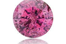 New Exciting Diamonds / New rare gorgeous fancy color diamonds polished by Red Diam ltd's team of experts.