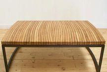 Oak Stable Table