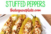 Recipes - peppers
