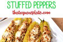 Banana peppers recipes