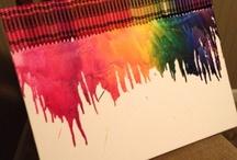 'feelin crafty.  / by Suzanne Bruton