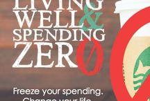 Zero spending Challenge