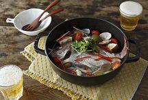 アジアン-魚介
