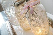 Mason Jar Crafts / by Nicki Redekop