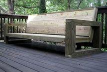kanapa ogrodowa