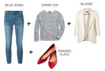 Stripe Outfits