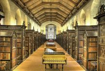 Bibliotecas y Librerías Famosas