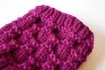 Knitting Patterns & Ideas