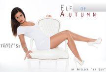 Session 'Elf of Autumn' / Ein herbstliches Shooting in den warmen Hallen des Ateliers.