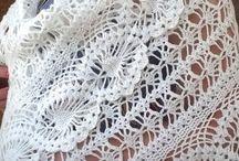stole crochet