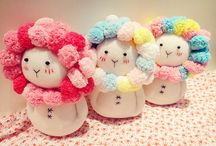 Handmade Sock Bunnies/ Sock Animals / Come and see the endless possibilities of SOCKS!!