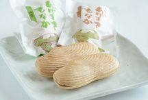 長崎県のお土産  Nagasaki prefecture's popular products. / 長崎県の美味しいお土産を集めています♫