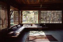 Architecture japonaise / Traditionnelle ou contemporain, elle est intemporelle