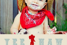 PARTY THEME - Cowboy