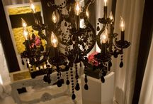Black Color Chandeliers to Suit all Types of Building Interiors