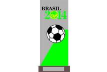 Copa do Mundo 2014 / Apresentamos projetos de troféus para a Copa do Mundo 2014 que já estão em execução. Peças exclusivas Anholeto, disponíveis nas cores: ouro, prata e bronze.