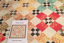 The scrappy quilt