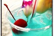 Cocktails - Cocteles - Drinks Aquarena