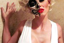 Halloween Makeup / by Ashly Pittman