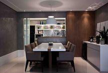 Sala Jantar / Dinner Room / by Aline Sandra Barbosa