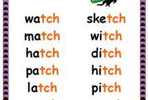 "tch- words ""witch"""