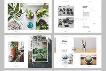 Garden Catalog Design