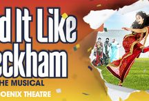 Bend it like Beckham / Bend it like Beckham Musical playing at the Phoenix theatre.