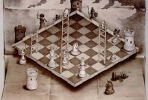 Chess Sets/ Tiles and Themes