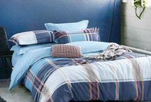 Obojstranné posteľné obliečky
