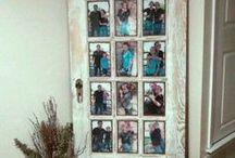 Поделки из старой двери