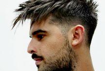 short mens hair cut