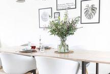 Muebles Nórdico de Tribeca / Estilo nórdico